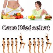 """Cara Diet Sehat Alami """"AMPUH"""" icon"""