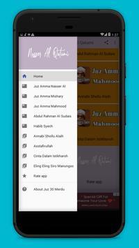 Juz 30 Merdu Nasser Al Qatami screenshot 4