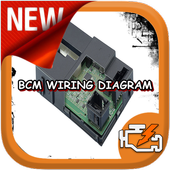BCM WIRING DIAGRAM icon