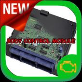 BODY CONTROL MODULE icon