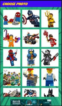 THE Lego Toys Puzzle app screenshot 1
