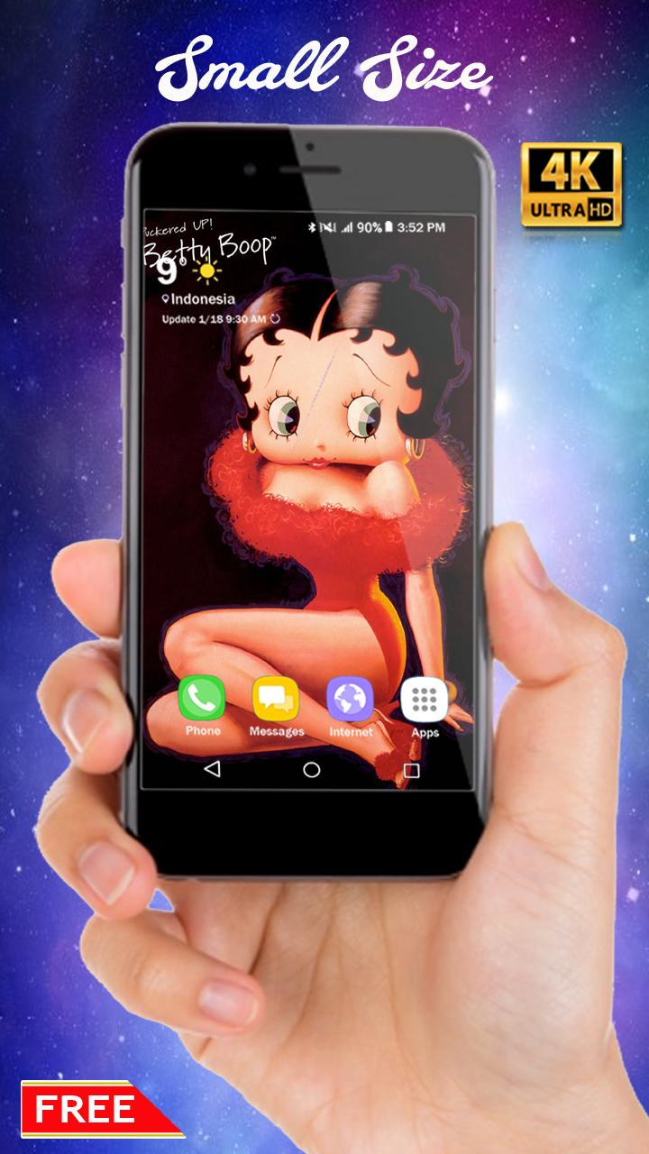 Betty Boop Wallpaper Hd For Android Apk Download