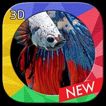 Betta Fish 3D Free screenshot 9