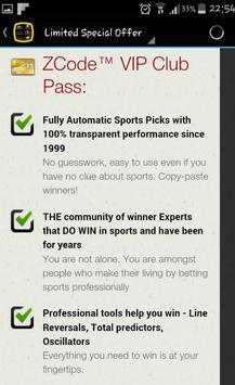 Betting Strategies Winning screenshot 1