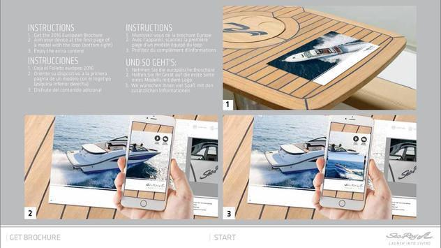 SeaRay European Brochure 2016 screenshot 1