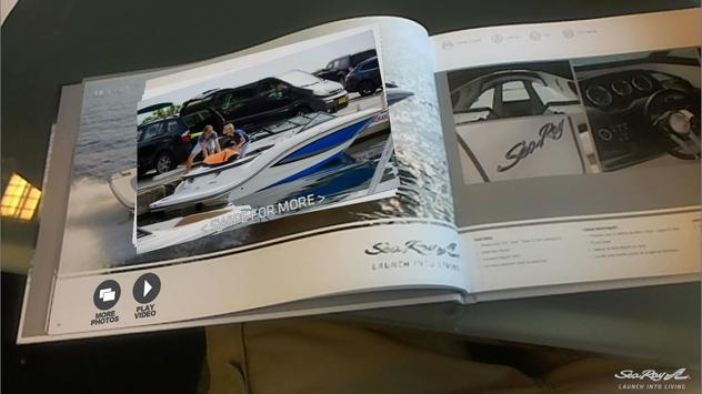 SeaRay European Brochure 2016 screenshot 2