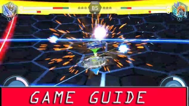 Guide For Beyblade Burst screenshot 1