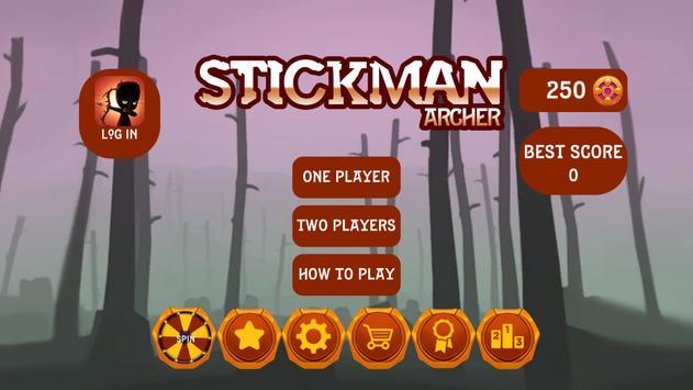 Stickman Archery Games - Arrow Battle poster