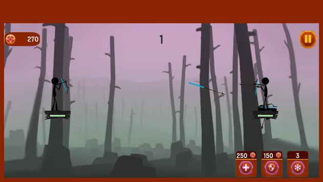 Stickman Archery Games - Arrow Battle screenshot 1