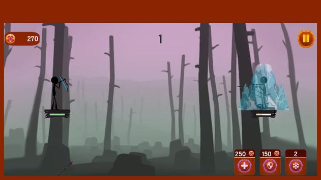 Stickman Archery Games - Arrow Battle screenshot 3