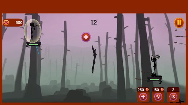 Stickman Archery Games - Arrow Battle screenshot 5