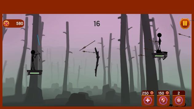 Stickman Archery Games - Arrow Battle screenshot 6