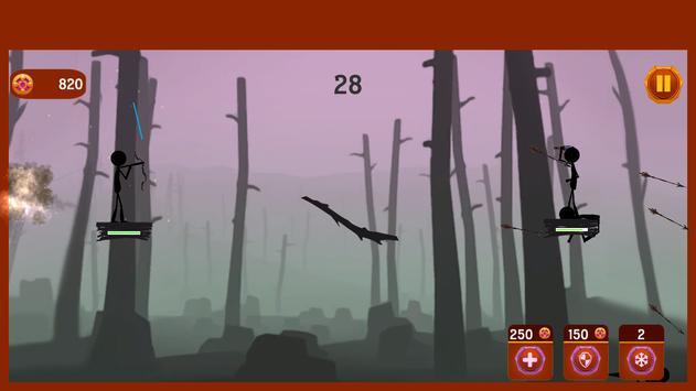 Stickman Archery Games - Arrow Battle screenshot 7