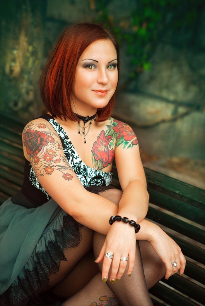 Girl wallpaper hd hot tattoo Best 51+