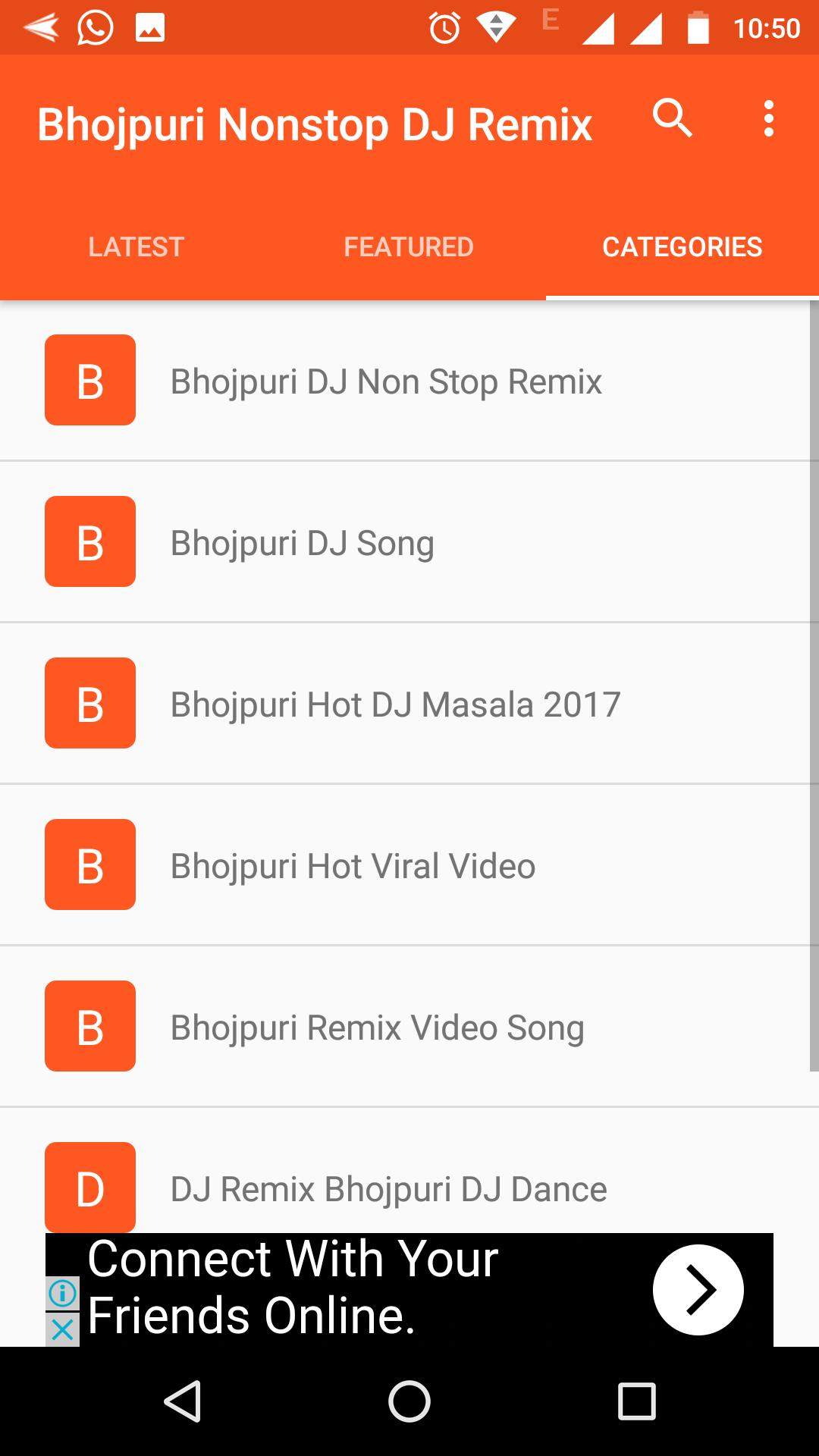 Bhojpuri Nonstop DJ mix - Hot Bhojpuri Video Songs for Android - APK