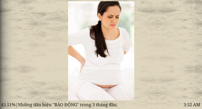 Cẩm Nang Bà Bầu screenshot 2