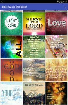 Bible Quotes HD Wallpaper poster