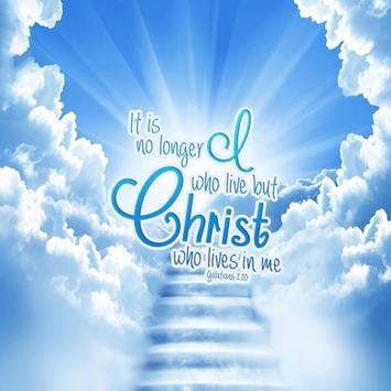 Bible Quotes Live Wallpaper poster
