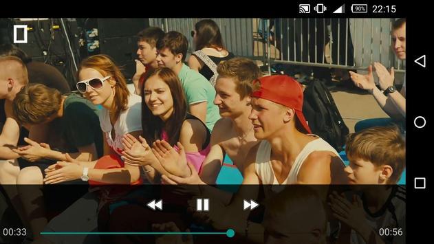 Black Gold Video Player HD apk screenshot