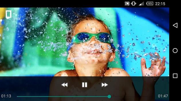 Easy HD Video Player screenshot 1