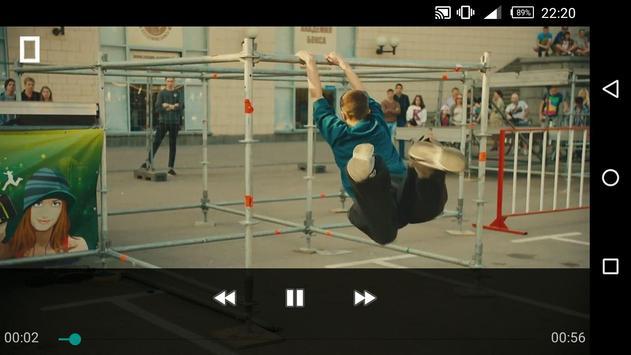 Flix HD Video Player apk screenshot
