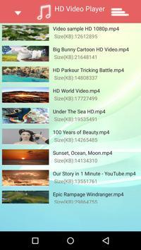 Mp4 Player Video Player apk screenshot