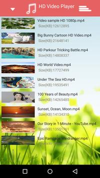 Smart Video Player Audio Play apk screenshot