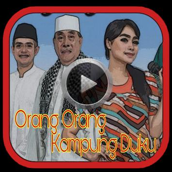 Ost Orang orang Kampoeng Duku poster