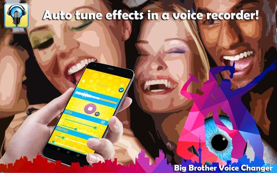 Big Brother Voice Changer 1 0 (Android) - Download APK