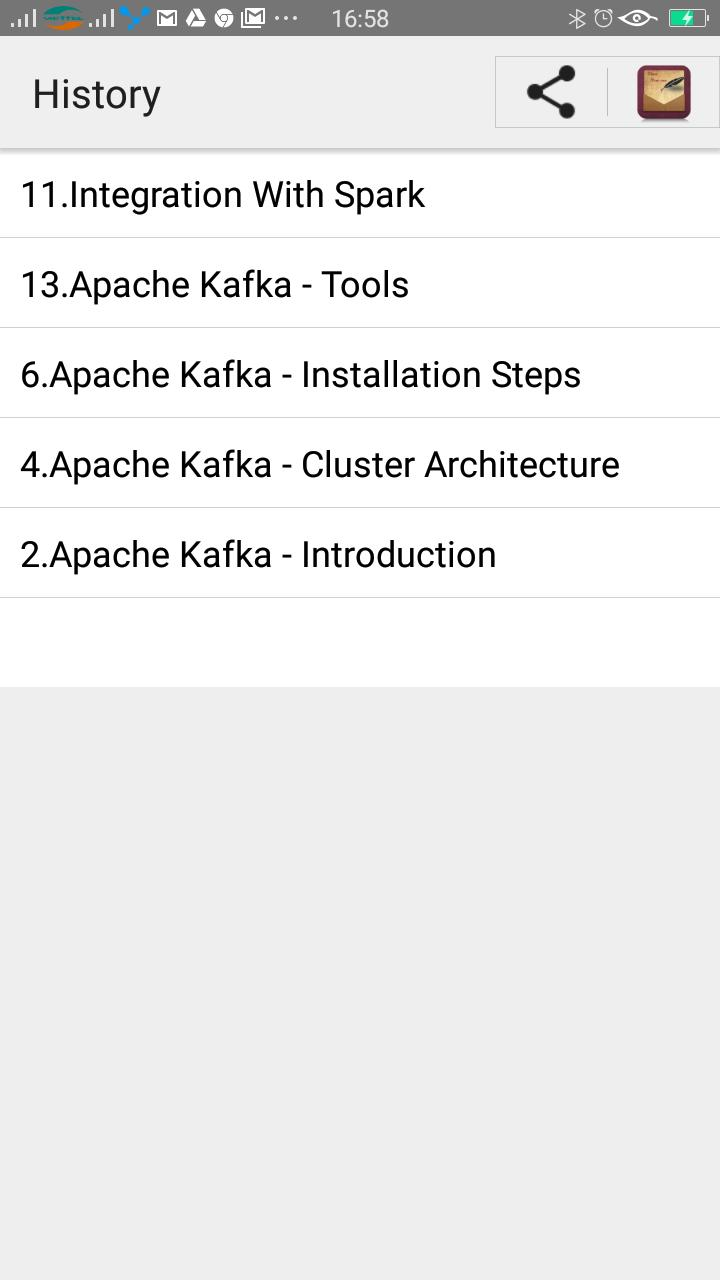 Learn Apache Kafka for Android - APK Download