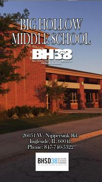 Big Hollow Middle School poster
