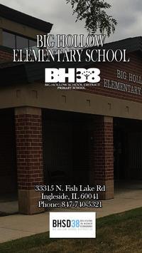 Big Hollow Elementary School poster