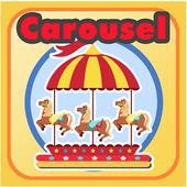AmusementPark_carousel 圖標