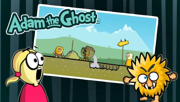 Adam & Eve Play Ghost screenshot 2