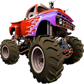 Big Wheeled Monsters icon