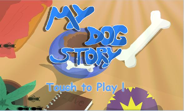 My Dog Story poster