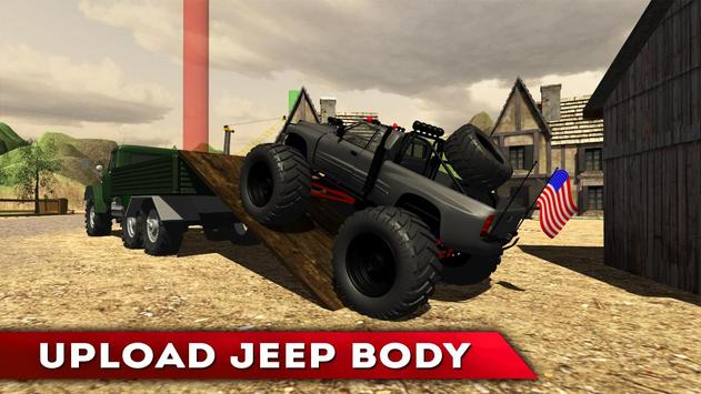 Bigfoot Truck Transporter PRO screenshot 4