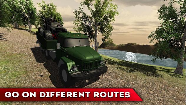 Bigfoot Truck Transporter PRO screenshot 2