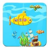 Ocean Submarine Adventure icon