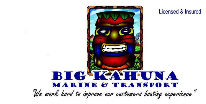 Big Kahuna Marine poster