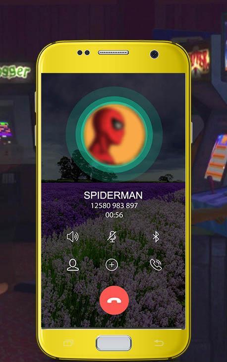 New Fake Phone Call Spider Prank 2017 for Android - APK Download