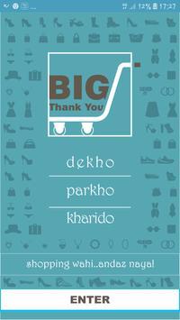 Bigthankyou poster