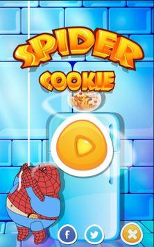 Spider Cookie poster