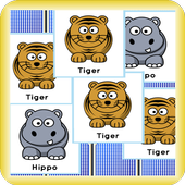 Pairs & More Memory Matching Game icône