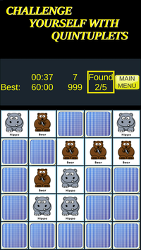 Pairs & More Memory Matching Game screenshot 3