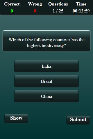 Biodiversity Quiz for Android - APK Download