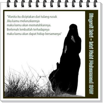 Biografi Istri Nabi Muhammad SAW poster