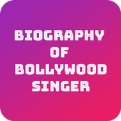 Biography Of Bollywood Singer icon