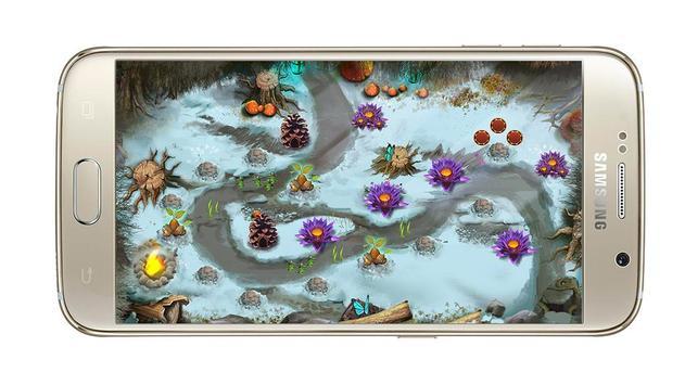 Forest Defender Light Version apk screenshot