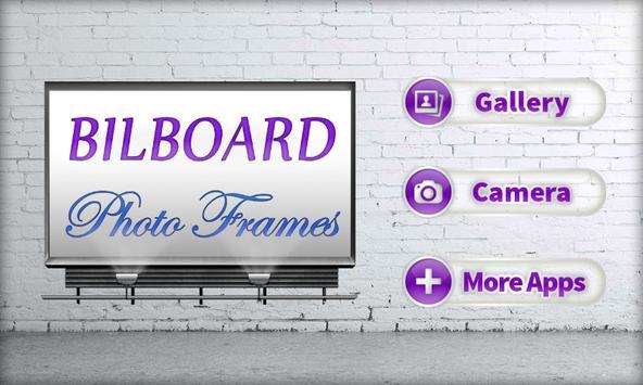 Billboard Photo Frames apk screenshot
